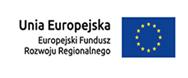 Europejski Fundusz Rozwoju Regionalnego - logo