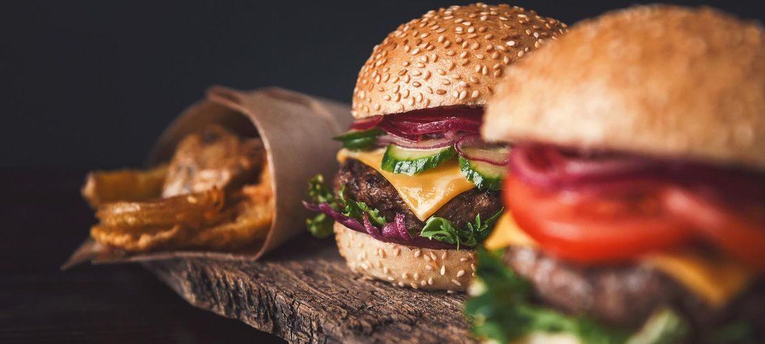 wołowina najlepszym mięsem na burgery