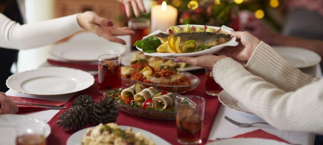 Jak jeść, by nie przytyć w święta?